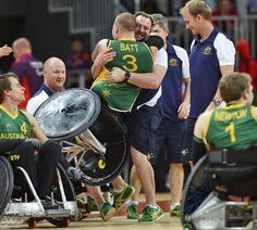 Australia's Ryley Batt, gold.