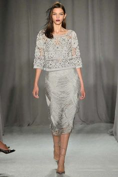 Marchesa Spring 2014 Ready-to-Wear Collection Slideshow on Style.com #nyfw