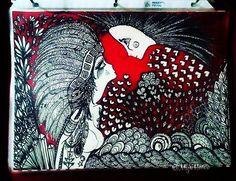 Listo para la edición Distancia - Serie Luna Roja \Sketch Final #luna #ilustracion #drawings #art #conceptual #amor #love #amore #amour #drawn #preview #secuencia #dibujoalapiz #sineditar @arcadiawall #illustration #sansalvador  #elsalvador #redmoon #serie