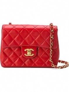Shop Chanel Vintage mini  2.55  shoulder bag in A.N.G.E.L.O Vintage from  the world s best a86d4bd0af117