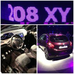 Peugeot 208 XY: la urban chic dall'animo elegante Purple Baby, Yoga Fashion, Urban Chic, Motor Car, Peugeot, Motorcycles, Cars, Car, Autos