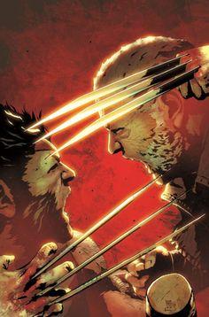 Secret Wars: Old Man Logan - Andrea Sorrentino