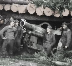 Finnish Army artillery piece and its crew, date unknown, pin by Paolo Marzioli Night Shadow, Germany Ww2, Ww2 History, Fight For Us, North Africa, Armed Forces, World War Ii, Troops, Wwii