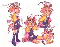 (1) Twitter Fox Character, Female Character Design, Character Design References, Character Design Inspiration, Character Concept, Concept Art, Cartoon Fox Drawing, Cartoon Art, Pretty Art