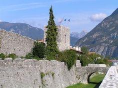 Le mura medievale di Venzone