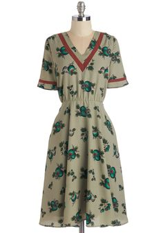 Pretty Pick-Me-Up Dress   Mod Retro Vintage Dresses   ModCloth.com