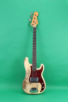 Fender Precision Bass 1959 Blonde