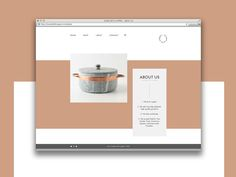Kissed With Copper Website