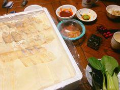 Ma favourite raw fish  맛나맛나 #koreanfood