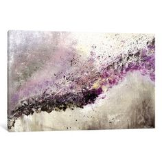 The iCanvas Hush Wall Art enhances your decor with an ethereal touch. In soft, pastel tones, this stylish abstract art is printed on a wrapped canvas, offering exceptional detail with the look and feel of a fine-art painting. Abstract Canvas Art, Canvas Artwork, Canvas Art Prints, Painting Prints, Canvas Wall Art, Art Paintings, Sun Painting, Textured Painting, Modern Paintings