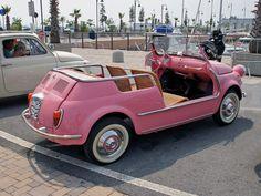 Cutest Little Pink Car 2