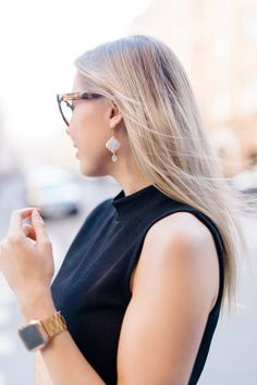 3 x ihanat kesäkorvikset   pinjasblog Blog, Accessories, Fashion, Moda, Fashion Styles, Blogging, Fashion Illustrations, Jewelry Accessories