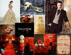 Phantom of the Opera Wedding Theme