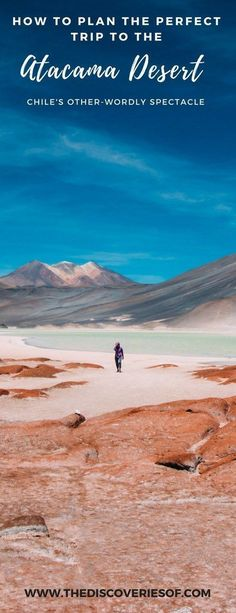 The Atacama Desert in Chile will blow you away. Plan the perfect South America trip. Stargazing I National Geographic I Photography #travel #southamerica #wanderlust #SouthAmericaTravelChile