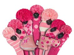A Community for Women Golfers: New! Mix and Match Ladies Club Covers