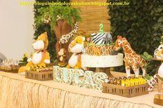 Venha se inspirar por esta linda Festa Safari!!Imagens Bloguinho do Lucas.Lindas ideias e muita inspiração.Bjs, Fabíola Teles.Mais ideias lindas: Bloguinho do Lucas.Decoração: Mamãe do Lucas ...