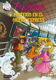 MISTERIO EN EL ORIENT EXPRESS