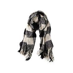 AEO Heritage Plaid Blanket Scarf ($35) ❤ liked on Polyvore featuring accessories, scarves, tartan plaid scarves, american eagle outfitters, tartan scarves, plaid shawl and plaid scarves
