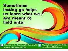 #LetItGo #StopHoldingOn #InspirationalQuotes