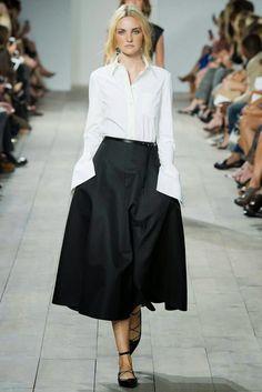Más vestidos para ti: Mercedes Benz: New York Fashion Week, Michael Kors primavera Verano 2015