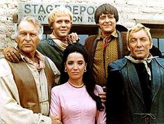 The High Chaparral - gosh this takes me back.