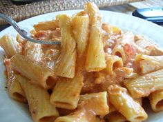 Vanilla and Thyme: Chicken Riggies