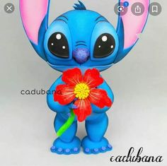 Little Stitch, Smurfs, Sonic The Hedgehog, Fictional Characters, Art, Art Background, Kunst, Performing Arts, Fantasy Characters