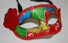 Máscara Ponte degli Scalzi (Acessórios Gisele Moura) Tags: carnaval mascara festa chita noivos xita mascaraveneziana