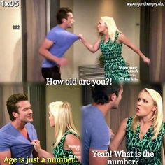 "#YoungAndHungry 1x05 ""Young & Younger"" - Gabi and Cam"