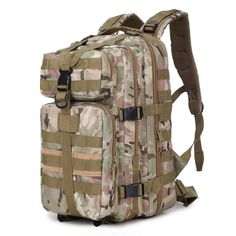 Yumoshi Oxford Tactical Small Ruck