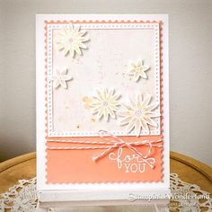 Stampin'Up!, Grateful Bunch Stamp set, For you card, スタンピンアップ
