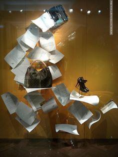 Louis vuitton Window Display - Jakarta
