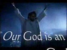 Awesome God - Hillsong United This is such a touching video that shows what the savior did for us!