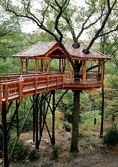 Maries Vintage: new tree houses