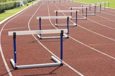The 6 biggest hurdles slowing the pace of AI innovation Running Track, Boxing Training, Thought Catalog, Hurdles, Get Over It, Textured Background, How To Get, Digital, Sports