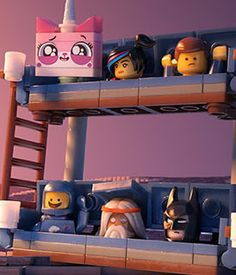 Everything is Awesome - and that goes for the LEGO Movie game too!