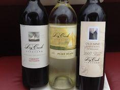 Dry Creek Vineyard trio