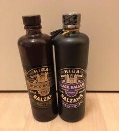 Black Balsam aus Riga