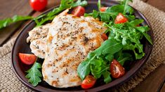Enjoy this protein-rich recipe for dinner during the Day-Off Diet.