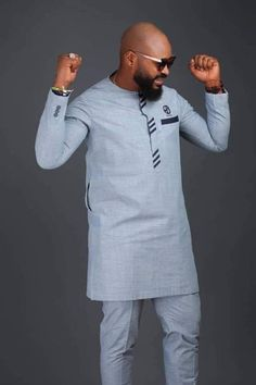 Latest African Wear For Men, Latest African Men Fashion, African Male Suits, African Shirts For Men, Nigerian Men Fashion, African Dresses Men, African Attire For Men, African Clothing For Men, Mens Clothing Styles