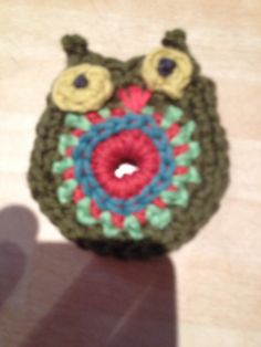First attempt at owl