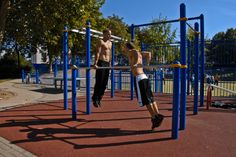 How to get started with Calisthenics - Baristi Workout