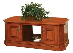 Amish Buckingham Coffee Table A regal look for living room or office. The Buckingham has big impact. Wood furniture built in Amish country. Customize in choice of wood and stain. #woodtables