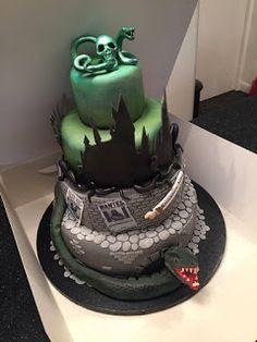 Death eater cake