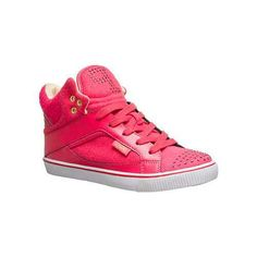 Shoe of pink