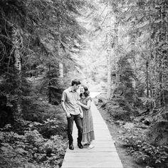 mamiya 6 film engagement Photos
