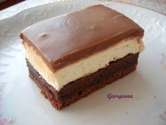 Just cooking!: Cremè a la cremè Just Cooking, Mcdonalds, Creme, Cheesecake, Cooking Recipes, Ice Cream, Yummy Food, Treats, Cookies