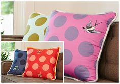 Free Fall Pillows #m