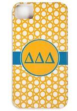 Delta Delta Delta Ring Cell Phone Hard Case www.sassysorority.com