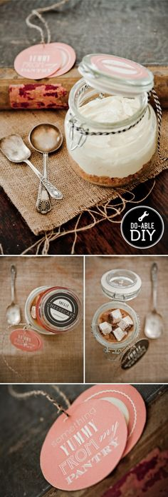 17 inexpensive, homemade gift ideas for foodies. Great for any guy who enjoys EATING.  #DIY #Christmas #present #gift #ideas #him #men #boyfriend #husband #dad #brother #son